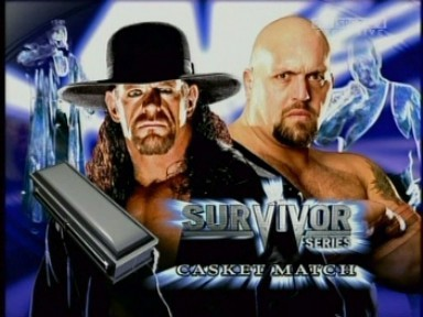The Undertaker vs Big Show - Casket Match - Survivor Series 23-11-08