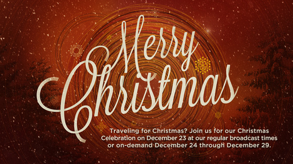 Sunday Service at North Point Online: Christmas Celebration!